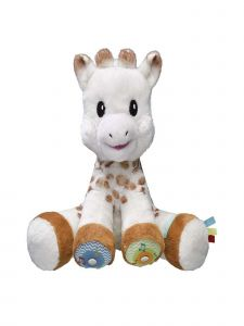 Sophie La Girafe Baby Multi Color The Sophie Musical Plush Toy