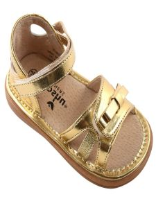 Mooshu Trainers Girls Multi Marilyn Strappy Squeaky Sandals 3 Baby-9 Toddler