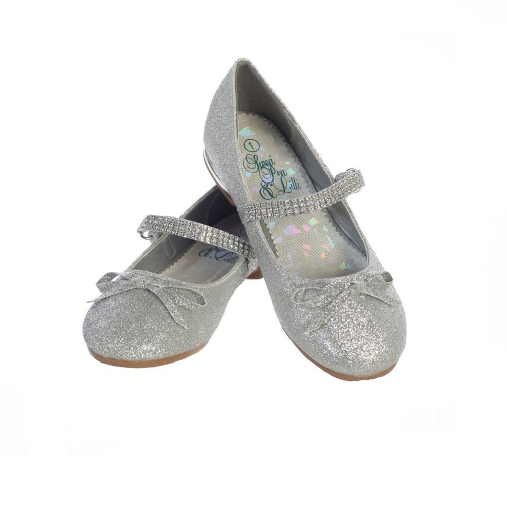 Girls Kids Childrens Infants Smart Casual Mary Jane Touch Strap Pumps Shoes Size